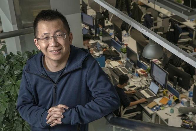 Ông chủ TikTok từ chức, tránh số phận như Jack Ma? ảnh 1
