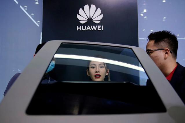 Huawei làm chip cho ôtô điện ảnh 1