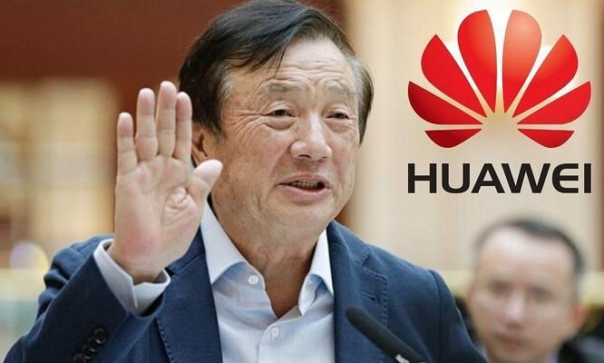 CEO Huawei muốn 'dẫn đầu thế giới' về phần mềm ảnh 1