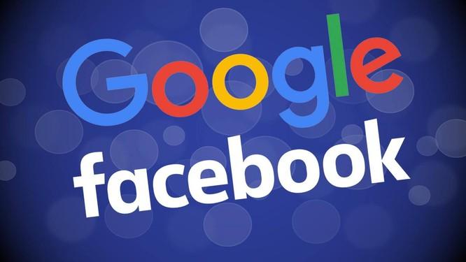 Nga phạt Google, Facebook ảnh 1