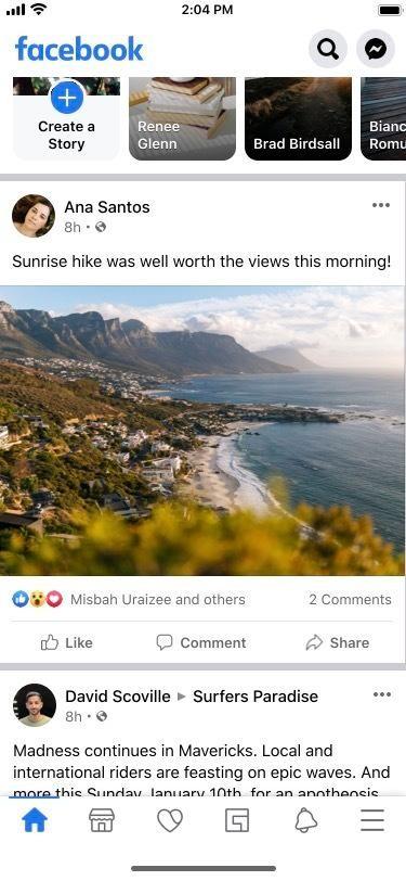 Người dùng hết xấu hổ vì Facebook 0 'like' ảnh 2