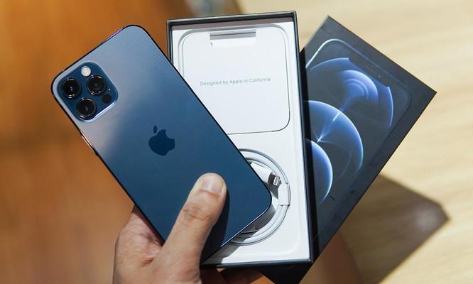 Loạt iPhone 12 tiếp tục giảm giá ảnh 1