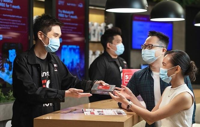 Singapore chuẩn bị ra mắt mạng 5G độc lập ảnh 1