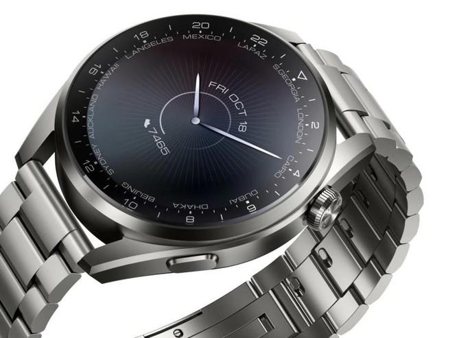 Huawei ra smartwatch đầu tiên chạy Harmony OS ảnh 2