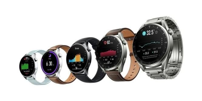 Huawei ra smartwatch đầu tiên chạy Harmony OS ảnh 1