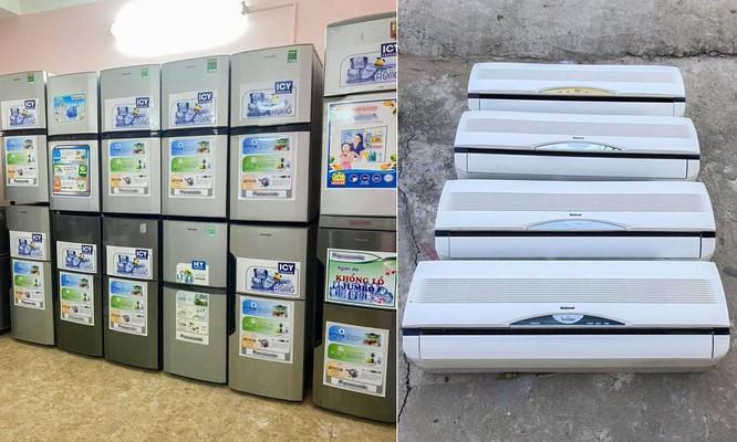 Chiêu lừa bán điều hòa, tủ lạnh 'thanh lý giá rẻ' ảnh 1