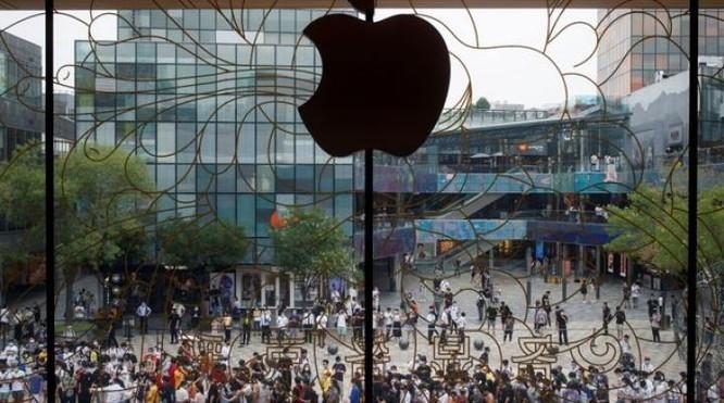 Trung Quốc là nhà cung cấp linh kiện lớn nhất của Apple ảnh 1