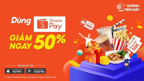 Ví AirPay đổi tên thành ShopeePay ảnh 3