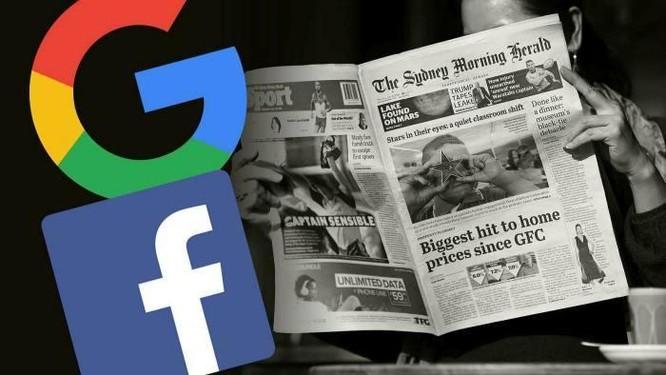 Google, Facebook hỗ trợ 600 triệu USD cho báo chí: Chỉ là 'muối bỏ bể'? ảnh 1