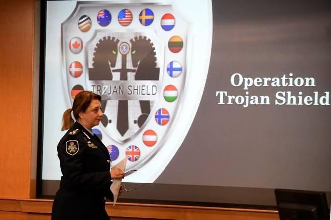 Chiến dịch 'Lá chắn Trojan' phá hàng trăm mạng lưới ma túy ảnh 2