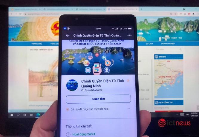 Quảng Ninh 'làm mới' tuyên truyền chống dịch qua cổng dịch vụ công và mạng xã hội ảnh 1