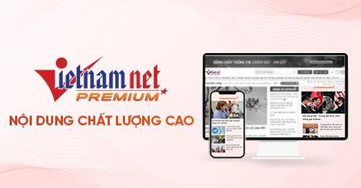 VietNamNet thu phí phiên bản đặc biệt ảnh 1