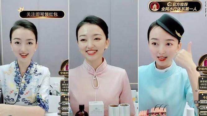 Livestream bán hàng - nghề 'hốt bạc' tại Trung Quốc ảnh 1