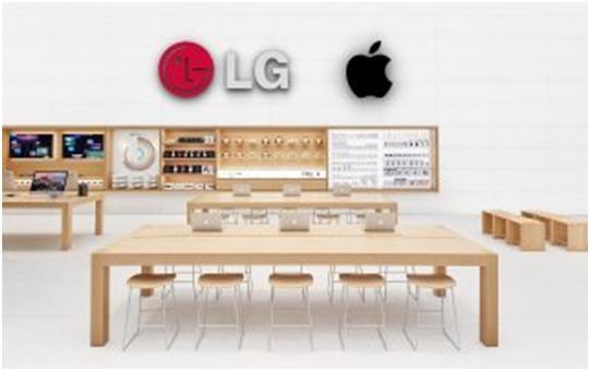Samsung trong tình trạng báo động khi LG quyết định bán iPhone ảnh 1