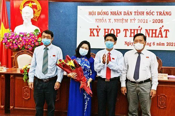Bà Hồ Thị Cẩm Đào được bầu làm Chủ tịch HĐND tỉnh Sóc Trăng ảnh 1