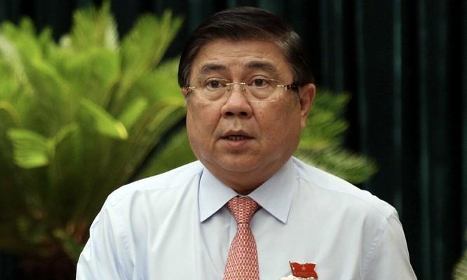 Ông Nguyễn Thành Phong tái đắc cử Chủ tịch TP HCM ảnh 1