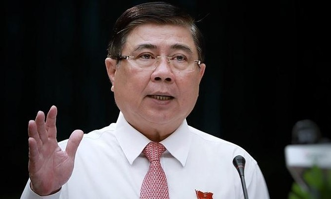 HĐND TP HCM bầu các chức danh lãnh đạo chủ chốt ảnh 1