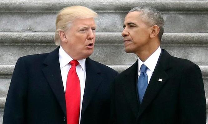 Obama chỉ trích Trump không chịu nhận thua ảnh 1