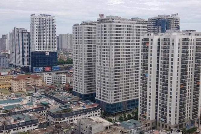 Hà Nội công khai danh sách các dự án bất động sản vướng mắc về pháp lý ảnh 1