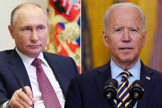 Tổng thống Biden đòi ông Putin trừng phạt tội phạm mạng ảnh 1