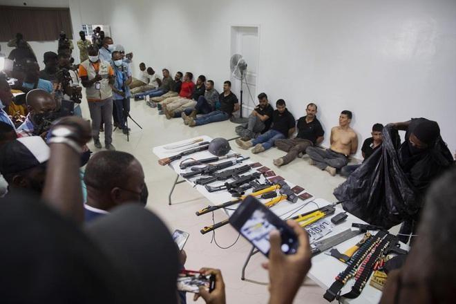 Lai lịch bí ẩn của đội lính đánh thuê ám sát Tổng thống Haiti ảnh 2