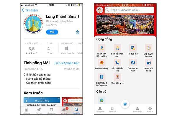 Ứng dụng Long Khánh Smart: Kết nối người dân và chính quyền ảnh 2