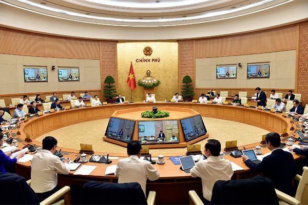 Chính phủ chưa giảm đầu mối bộ ngành trong nhiệm kỳ 2021- 2026 ảnh 1