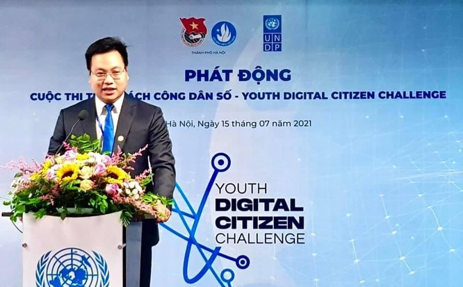"""Hà Nội: Phát động cuộc thi """"Thử thách công dân số 2021"""" ảnh 1"""
