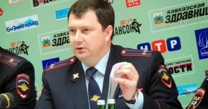 """Nga bắt cảnh sát """"mafia"""" sở hữu biệt phủ dát vàng như cung điện ảnh 1"""