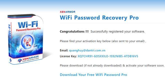 Thủ thuật tìm lại mật khẩu của các mạng Wi-Fi đã kết nối trên máy tính ảnh 2