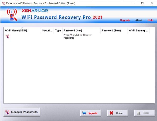 Thủ thuật tìm lại mật khẩu của các mạng Wi-Fi đã kết nối trên máy tính ảnh 4