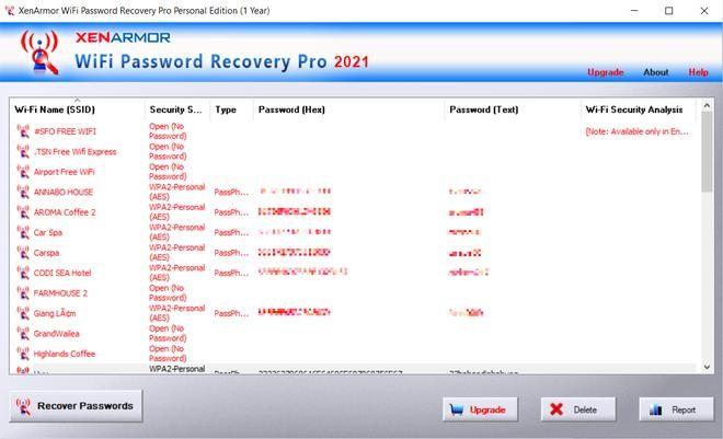 Thủ thuật tìm lại mật khẩu của các mạng Wi-Fi đã kết nối trên máy tính ảnh 5