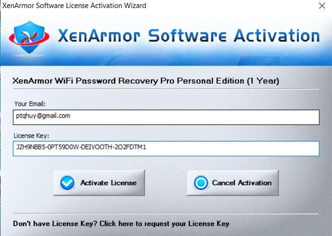 Thủ thuật tìm lại mật khẩu của các mạng Wi-Fi đã kết nối trên máy tính ảnh 3