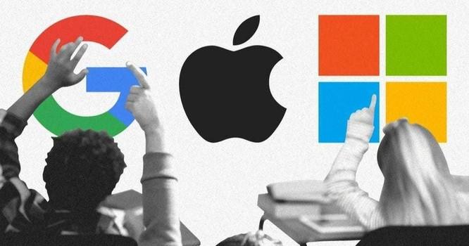 Apple, Microsoft, Google làm ăn ra sao trong mùa dịch? ảnh 1