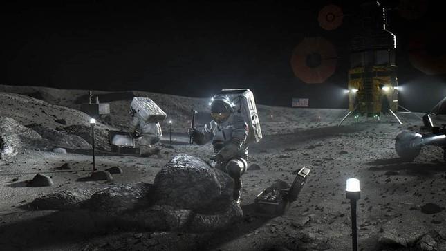 Mỹ - Nga - Trung và công cuộc bá chủ Mặt Trăng ảnh 1