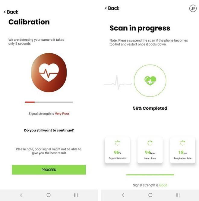 Những ứng dụng giúp đo nồng độ oxy trong máu SpO2 bằng smartphone ảnh 3