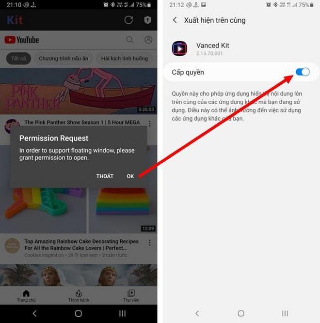 Những ứng dụng xem Youtube trên smartphone mà không bị quảng cáo làm phiền ảnh 4