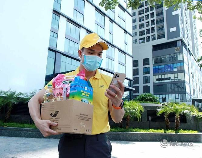 Shipper tự do tắt app, doanh nghiệp bưu chính cam kết bảo vệ chuỗi cung ứng tại vùng dịch ảnh 2