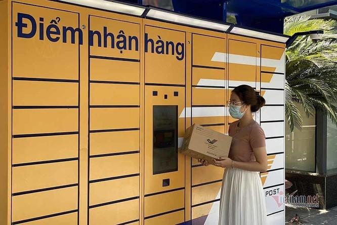 Ứng dụng công nghệ giúp bưu tá, khách hàng hạn chế tiếp xúc ảnh 2