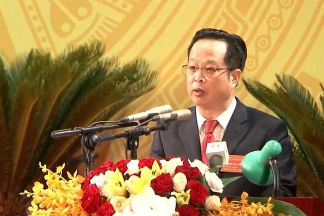Ông Trần Thế Cương được điều động làm Giám đốc Sở Giáo dục và Đào tạo Hà Nội ảnh 1