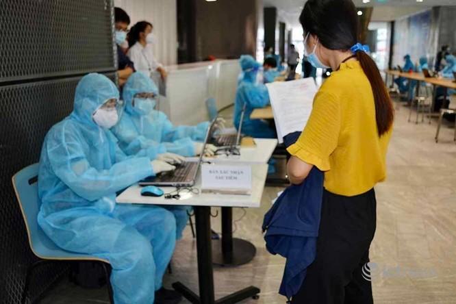Triển khai nhanh hệ thống quản lý tiêm chủng trên nền tảng CSDL quốc gia về dân cư ảnh 1