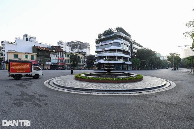 Thường trực Thành ủy Hà Nội đồng ý giãn cách xã hội thêm 15 ngày ảnh 1