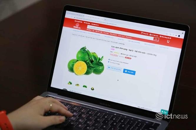 Sàn Postmart, Vỏ Sò livestream hướng dẫn nông dân phía Nam lên sàn điện tử bán đặc sản ảnh 2