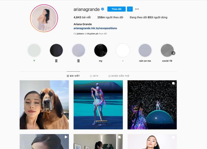 Nữ nghệ sĩ quyền lực nhất thế giới, nắm giữ vị trí số 1 trên cả Instagram, YouTube và Spotify là ai? - Ảnh 3.