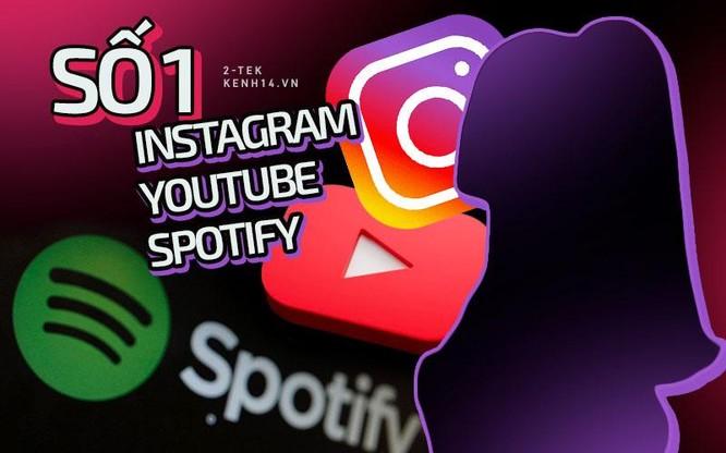 Nữ nghệ sĩ quyền lực nhất thế giới, nắm giữ vị trí số 1 trên cả Instagram, YouTube và Spotify là ai? ảnh 1