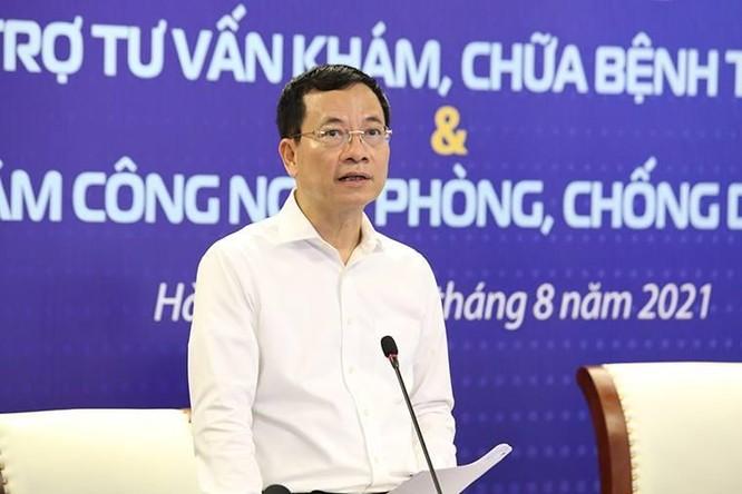 Các nền tảng số dùng chung toàn quốc sẽ biến Việt Nam thành một cơ thể thống nhất ảnh 1