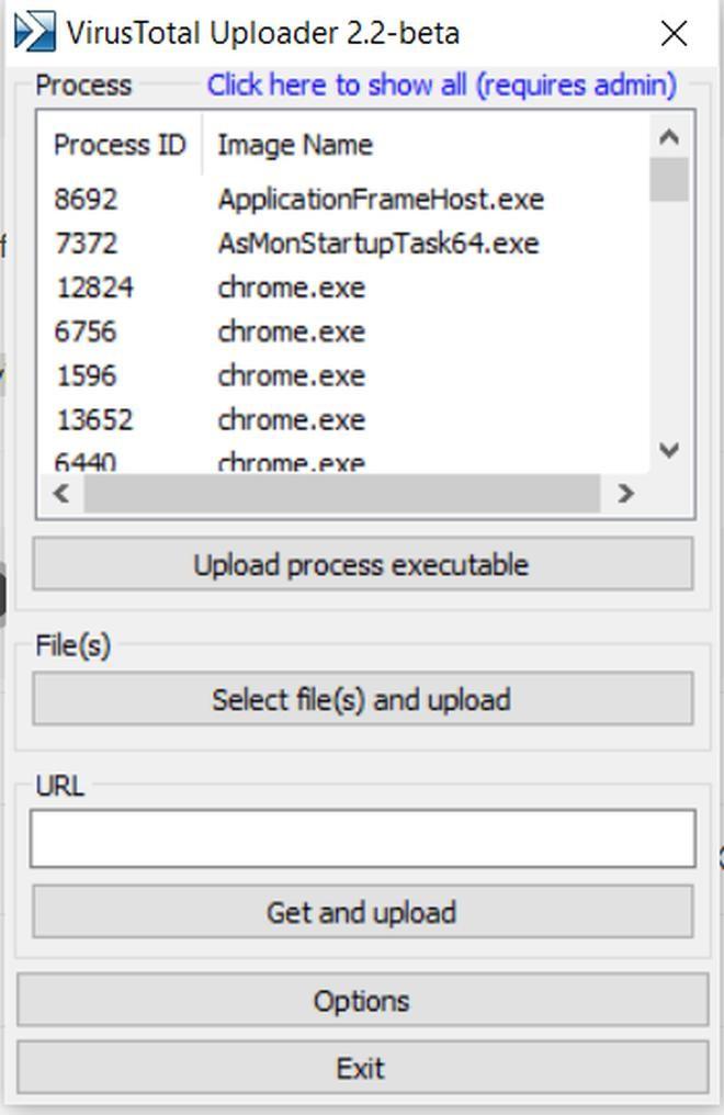 """Thủ thuật kiểm tra """"độ sạch"""" của file trước khi sử dụng trên máy tính ảnh 6"""