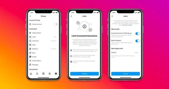 Instagram cập nhật tính năng mới giúp người dùng ẩn bớt những tin nhắn và bình luận từ người lạ - Ảnh 1.