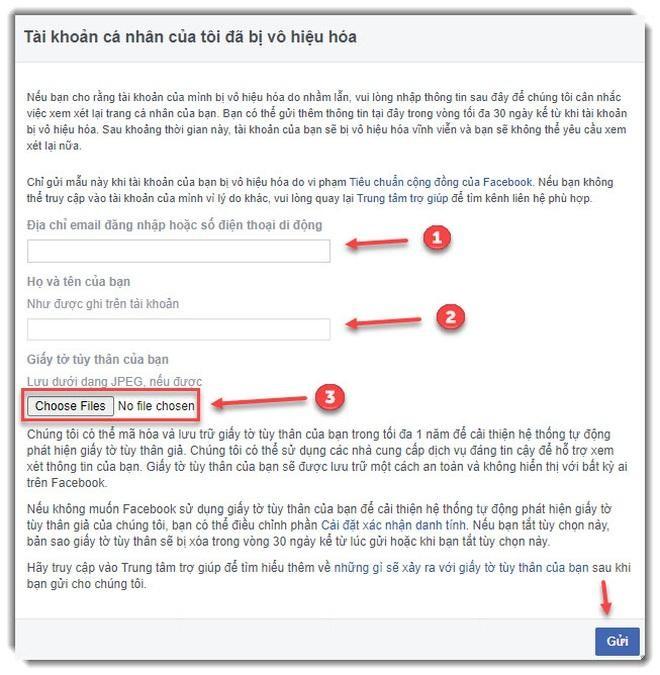 Hiếu PC cảnh báo có thể mất thông tin cá nhân với dịch vụ mở khóa Facebook ảnh 2