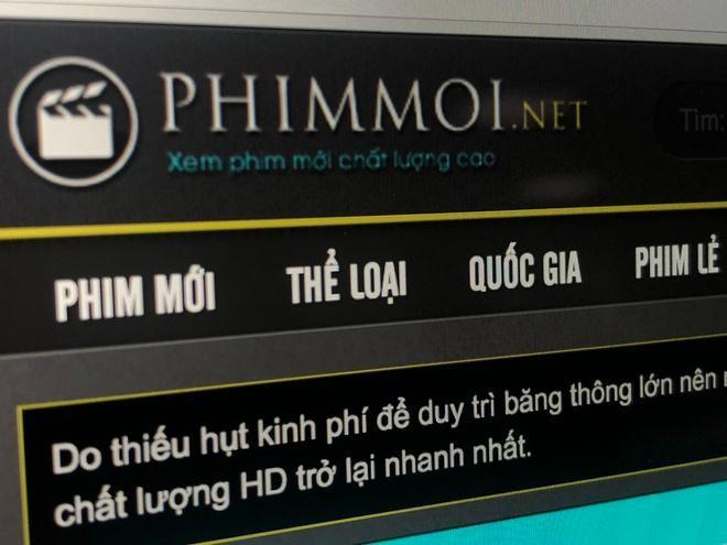 Người đứng đầu Phimmoi.net đặt máy chủ ở đâu trước khi bị khởi tố? ảnh 3